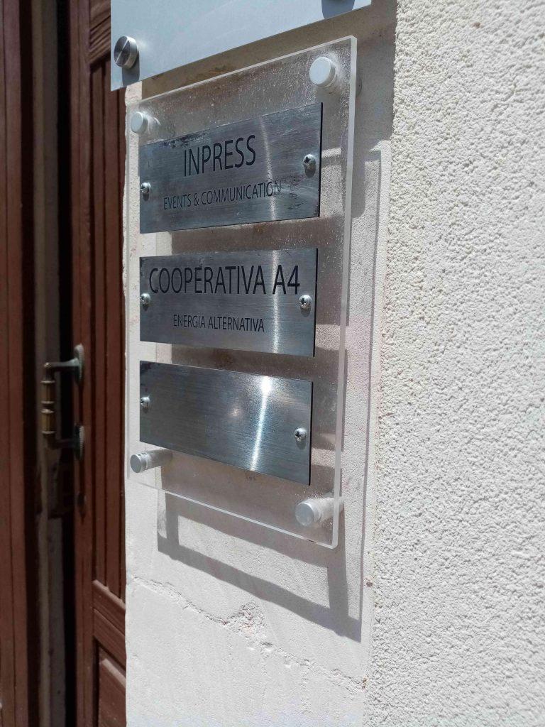 Domiciliazione Sede Legale Inpress Events Communication